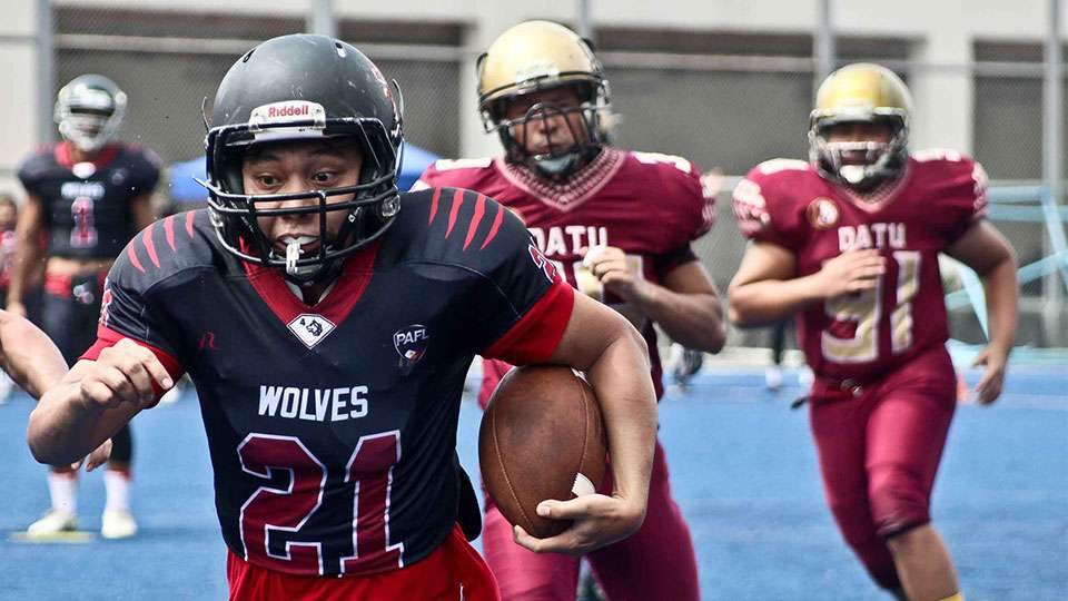 , PAFL Game Recap, Nov. 3, 2018: Wolves Defeat Cavemen; Still Undefeated And First Seed