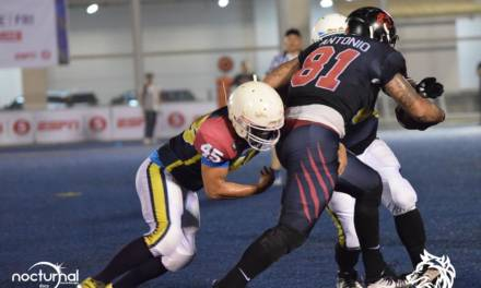 Philippine American Football League, Year One