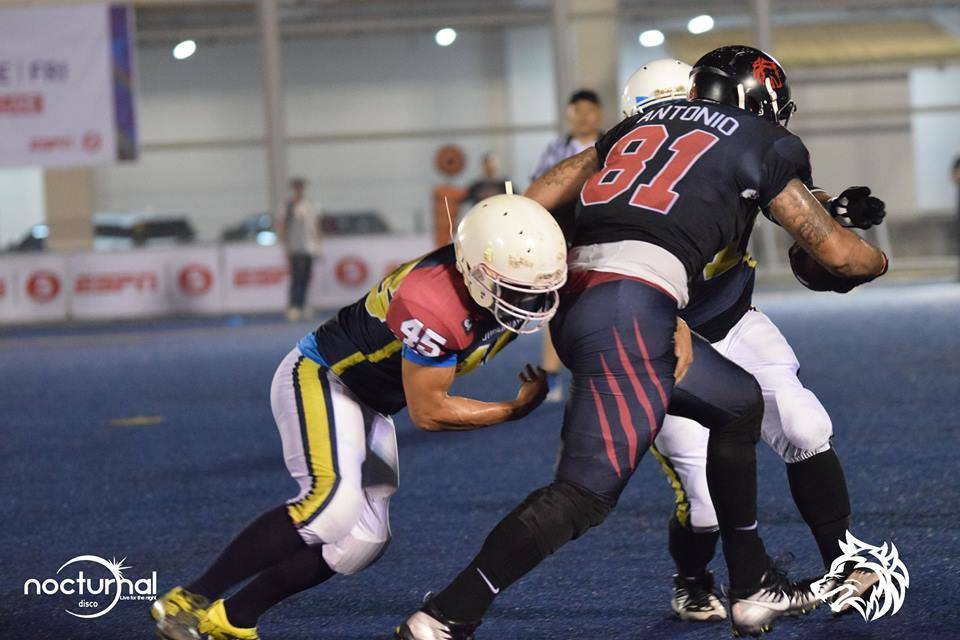 PAFL Game Recap, Sept. 22, 2018: Wolves Continue With Winning Streak – Maintains 80-pt Minimum Score Per Game
