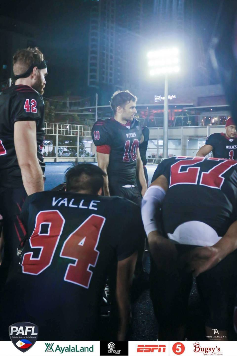 , PAFL Game Recap, Sept. 8, 2018: The Wolves Dominated The Datu