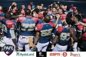 , Pafl Game recap week 2: CAVEMEN dismantle JUGGERNAUTS