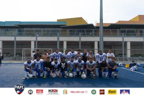 Warriors Team Photo PAFL 2017 Season